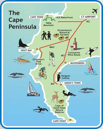Cape of Good Hope Road Trip | Family Travel Blog